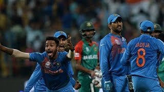 India vs Bangladesh Last Over | T20 World Cup 2016 India