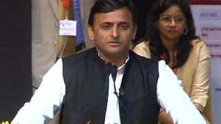 पुखरायां रेल हादसे पर सीएम अखिलेश ने किया दुख प्रकट