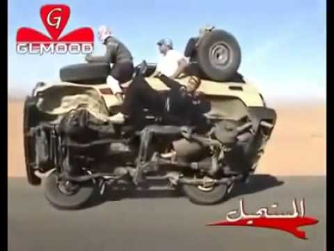 Crazy arab 4 wheel to 2 Wheel Change