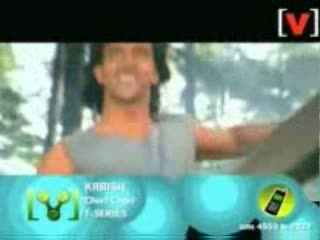 chori chori chupke chupke from krish video song