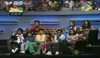 Siddhesh dance act on me jaha raho dedicated to geeta maa 14th may 2011 Dance Ke Superstars