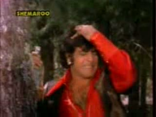 O meri mehbooba mehbooba mehbooba video song from the movie Dharam Veer