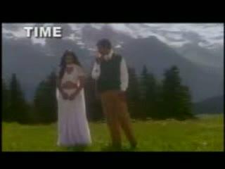 Ajnabi mujhko itna bata video song from the movie PYAAR TO HONA HI THA