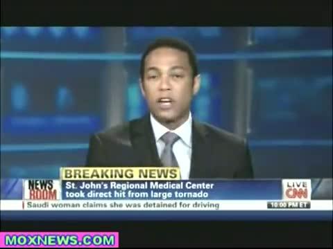 "Tornado Hits St John's Hospital Joplin Missouri ""Almost Nothing Left Standing"""