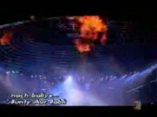 Nach Baliye video song from the movie BUNTY AUR BABLi