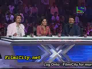 X Factor India 1 June 2011 ahmedabad Auditions part 7