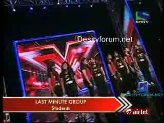 X Factor India Episode 05 Kolakata Audition 2nd June 2011 Part 2