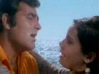 Tum mile pyaar se video song from the movie Apradh