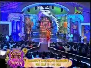 Comedy Circus Ke Tansen - Tusshar and Amrita