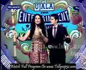 Entertainment Ke Liye Kuch Bhi Karega 6th June 2011 Part 1 season 4 salman khan special