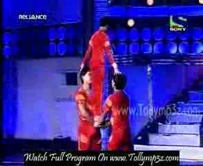 Entertainment Ke Liye Kuch Bhi Karega farha khan make the fun of anu kapoor 7th June 2011 Part 1 season 4