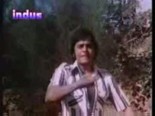 Dil Ke Tukde Tukde Karke video song from the movie Dada (1979)