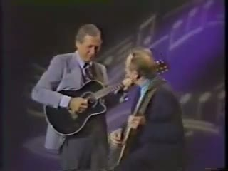 Les Paul and Chet Atkins