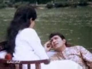 Jis Gali Mein Tera Ghar Na video song from the movie KATI PATANG