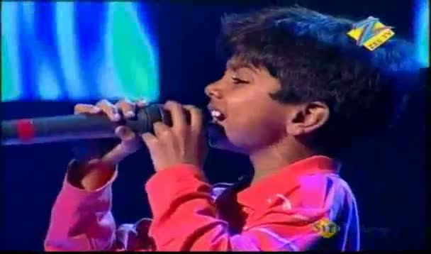Saregamapa L'il Champs 2011 Mega Audition June 11-2011 - Azmat Hussain