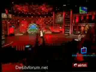 Entertainment Ke Liye Kuch Bhi Karega season 4 13th June 2011 Part3