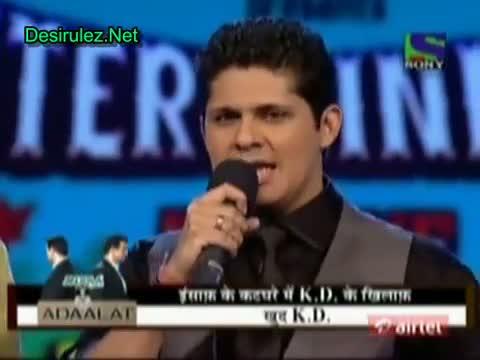 Entertainment Ke Liye Kuch Bhi Karega season 4,14th june 2011 part-4