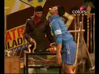 Khatron Ke Khiladi (KKK ) Season 4 Torchaar Episode 5 - Mia clinches victory with ease (Part 13 Of 17)