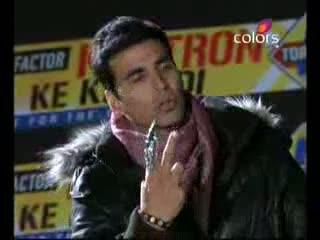 Anjum Chopra - KKK 4 Torchaar stunts Ep. 6 18th june 2011