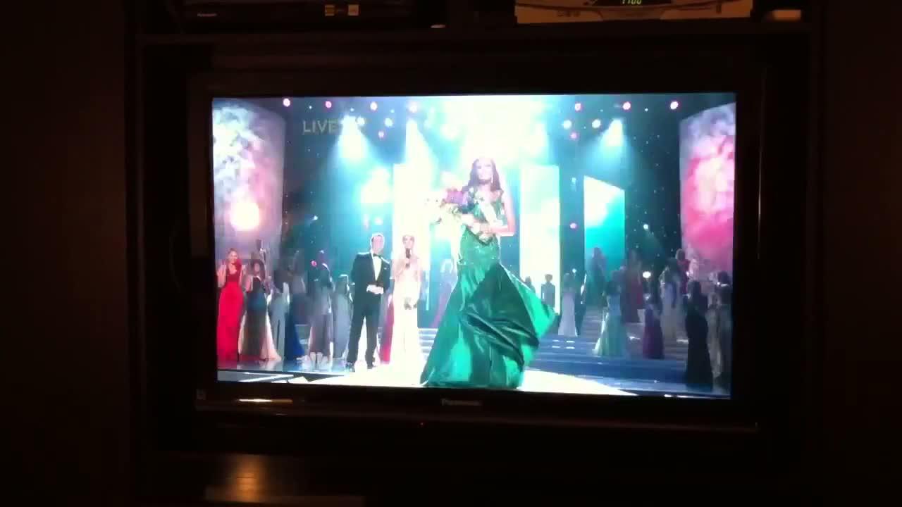 Miss USA 2011 Winner: Miss California, Alyssa Campanella Wins The Crown
