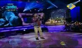 Saregamapa L'il Champs 2011 18 june 2011 - Emil Roy performance