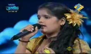 Saregamapa L'il Champs 2011 18 June 2011 - Shrasthi Singh performance