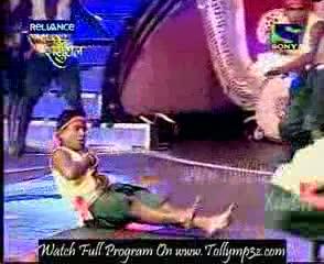 Entertainment Ke Liye Kuch Bhi Karega 20th June 2011 Part 3