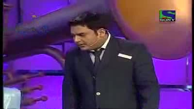 Comedy Circus ke Tansen 19th June 2011 Part 3 - Ali As Perfectionist Aamir Khan And Kapil As Various Character