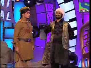 Comedy Circus Ke Tansen - Episode 22- 26th June 2011 part 4 video