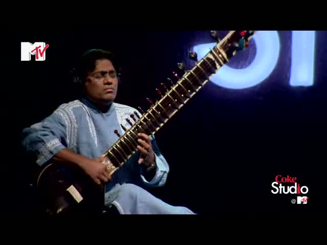 mtv coke studio episode 2 Tochi Mathangi performance Yaar Basainda