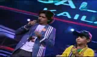 Saregamapa L'il Champs 01-July-2011 Salman and Anmol