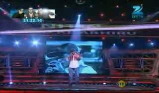 Saregamapa L'il Champs 02-July-2011 Nitin Kumar