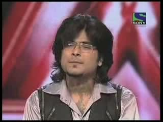 Piyush Kapoor's performs Tumse Hi for his father- X Factor India - Episode 16 - 8th Jul 2011