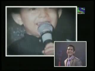 Udit Narayan's surprise message to Aditya Narayan- X Factor India - Episode 16 - 8th Jul 2011