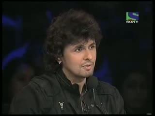 Sonu Nigam's father & son on X Factor India- X Factor India - Episode 16 - 8th Jul 2011