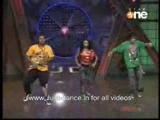 Just Dance 9th July 2011 Part-8
