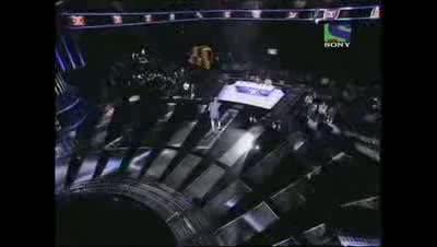 Geet Sagar performing Ek Ladki Bheegi Bhaagi Si- X Factor India - Episode 18 - 15th July 2011