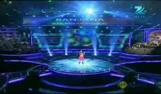 Saregamapa L'il Champs 2011 July 15 '11 - Sanjana