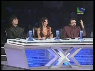 Kartar Singh performs on Teri Pyari Pyari Surat Ko-   X Factor India    Episode 19           (16th Jul 2011)