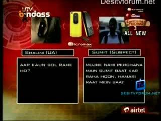 Emotional Atyachaar Season 3 - 16th July 2011 - Part 2