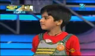 Saregamapa L'il Champs  (16-July-2011) - Anmol
