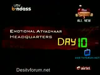 Emotional Atyachaar Season 3 - 16th July 2011 - Part 4