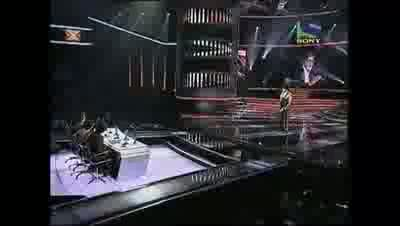 Amit Jhadav's electrifying concert on Saara Zamana-  X Factor India   Episode 20   22nd Jul 2011