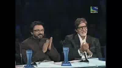 Nirmitee pays a classy tribute to Amitabh Bachchan-  X Factor India - Episode 20 - 22nd Jul 2011
