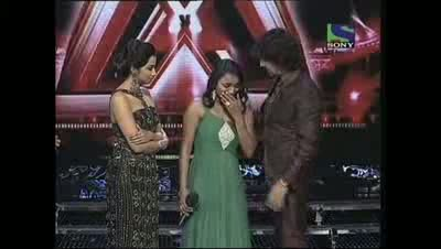 Sahiti G gets eliminated from X Factor-  X Factor India -   Episode 20   22nd Jul 2011