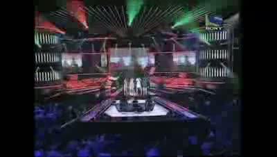 Nirmitee's volcanic medley of Jai Ho & Roobaroo- X Factor India -  Episode 21 (23rd Jul 2011)