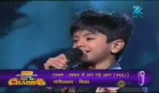 Saregamapa L'il Champs 2011 (July-23-11) Azmat