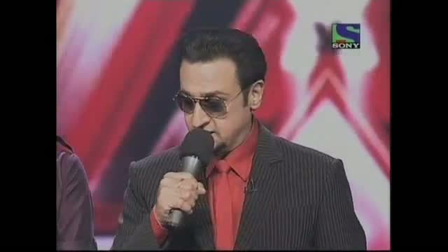 Bad Man Gulshan Grover with his famous dialogues- X Factor India - Episode 22 - 29th Jul 2011
