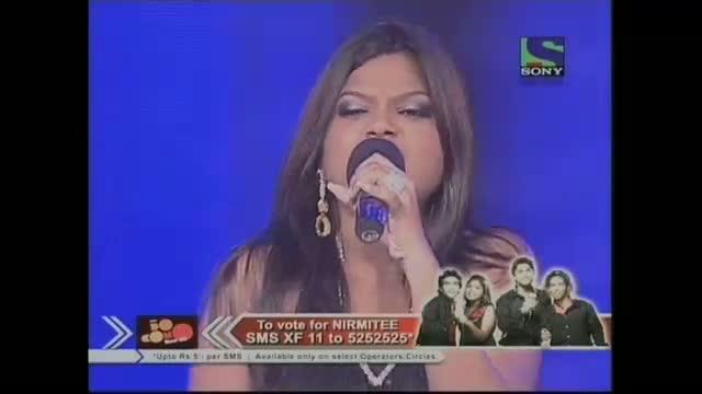 Nirmitee's vibrant act on Yeh Kaali Kaali Aankhein- X Factor India - Episode 22 - 29th Jul 2011