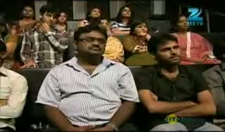 Saregamapa L'il Champs 2011- July 29 '11 - Elimination